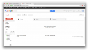 Gmail's new Inbox